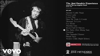 Jimi Hendrix - Hey Baby (New Rising Sun) - LA Forum 1970