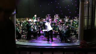 Bandstand Boogie by Wealden Brass at the Eastbourne Bandstand Aug 2017