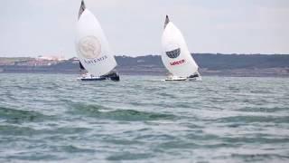 Vidéo : départ de la grande course !