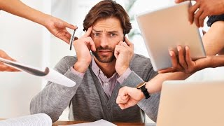 How to manage an overwhelming workload | Life skills
