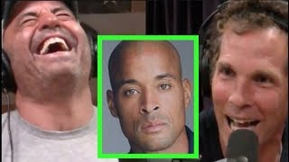 Joe Rogan - Jesse Itzler Tells Hilarious David Goggins Stories