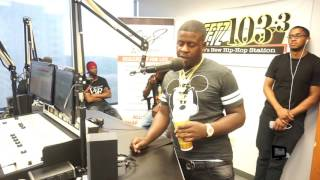 Blac Youngsta Says Beef With Young Dolph Is Dead Interview With AyeeeDubb Streetz 1033 On Buck Tv