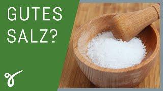 Dieses Salz solltest du im Supermarkt auf jeden Fall meiden!   Gerne Gesund