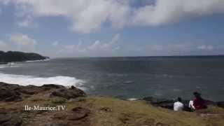 preview picture of video 'La roche qui pleure à l'Ile Maurice'