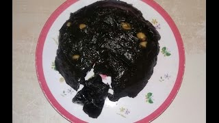 Dodol- Original Goan Christmas Sweet Snacks -Rice & Jaggery Authentic Recipe