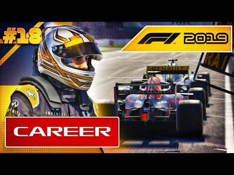F1 2019 Career Mode Part 18: FIRST DRIVER TRANSFERS - Thủ