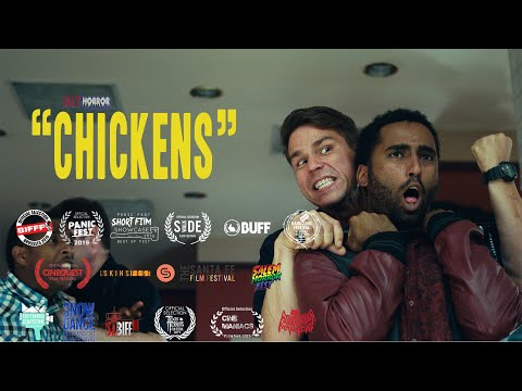Horror Short film Chickens from Black Filmmaker