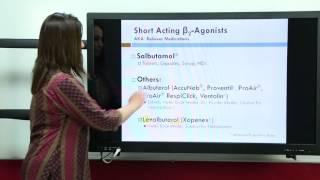 Short Acting Beta 2 Agonist