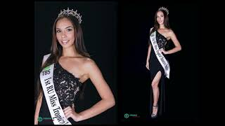 Shimara Nadine Jap Miss Supranational Suriname 2018 Introduction Video