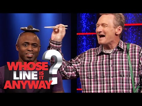 Co je v kabelce? - Whose Line Is It Anyway?