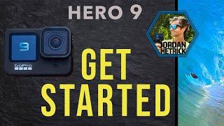 GoPro HERO 9 BLACK Tutorial: How To Get Started