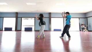 "Anthony Lee & Janice Kang Choreography   ""Hey, Soul Sister"" - Train"