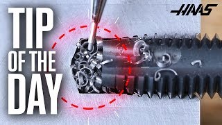 Tapping Essentials - Every Machinist Needs to Watch This - Haas Automation Tip of the Day