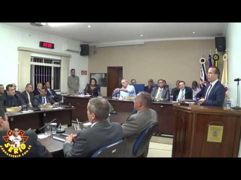 Sessão Solene dia 27 de Março de 2017 Juquitiba 52 anos - Deputado Estadual Marcio Camargo