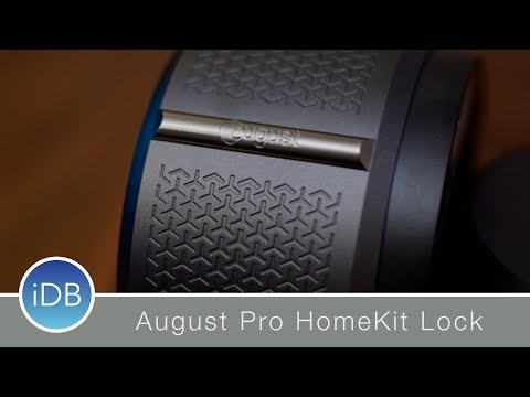 August Pro HomeKit Connected Smart Lock – Review