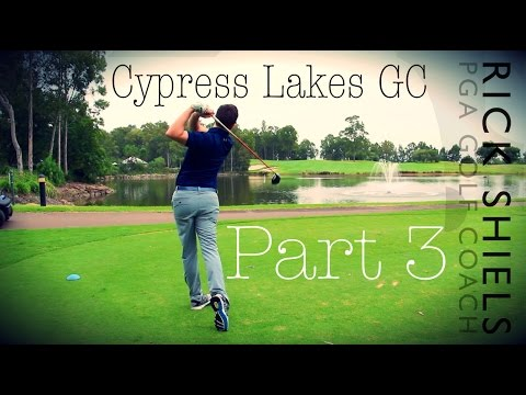 Cypress Lakes GC, Hunter Valley in Australia Part 3