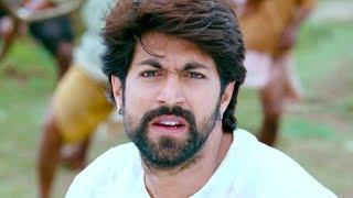 GajaKesari Kannada Movie- Yash  Action Scene