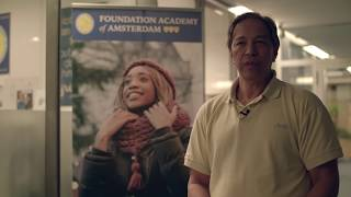 New Promo Video for Foundation Academy of Amsterdam