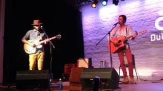 """Joshua James """"Crash This Train"""" 9/26/2014 Duling Hall - Jackson, MS"""