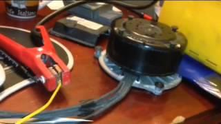 Fixing fan on Merc s500 part 2 | Mercedes Benz Motor Repair