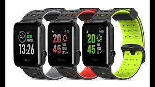 Xiaomi WeLoop Hey 3S Умные часы - обзор и тестирование новых спортивных часов
