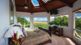 Kauai North Shore Luxury Home for sale ~ The Sand Castle at Waipake Estate