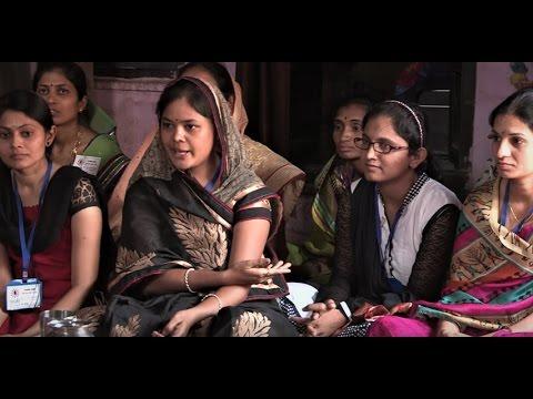 Women Break Social Shackles to Fight Drought (Marathi)