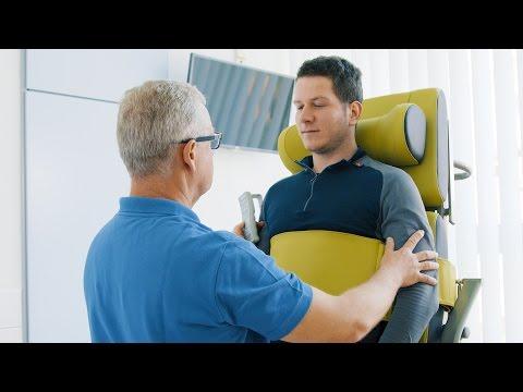 Die Reha & Medi Hoffmann GmbH entwickelt und produziert seit 2001 im sächsischen Grimma Produkte für Therapie und Pflege, insbesondere für die Mobilisation von Patienten. Als Innovationsführer im Bereich der Patientenmobilisierung kommen die Mobilisationsprodukte Mobilizer® und Curalizer® in führenden Kliniken zum Einsatz.