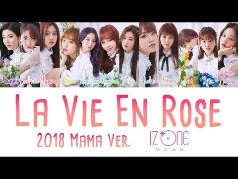Download Izone 아이즈원 La Vie En Rose 라비앙로즈 Mp3 Video 3GP Mp4