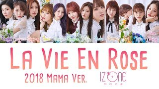 La Vie En Rose - IZ*ONE [Download FLAC,MP3]