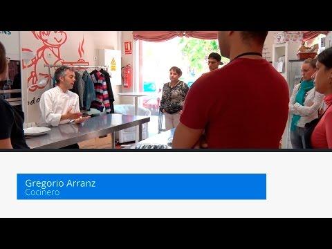 Entrevista a Gregorio Arranz. Cocinero Valencia Club Cocina.