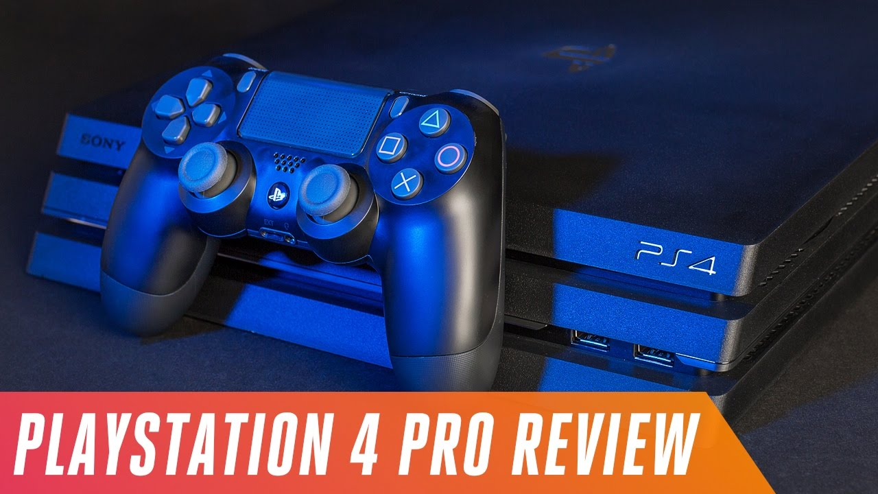 PlayStation 4 Pro review thumbnail
