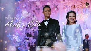 MALAY WEDDING | #AlieffxBella The Wedding of Alieff x Bella