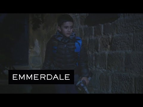 Emmerdale - Arthur Bullies Archie into Running Away from Home
