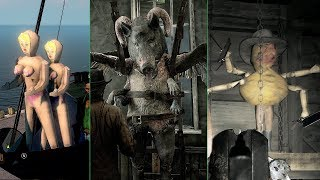 20 WTF Easter Eggs In Video Games #3