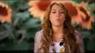 Miley Cyrus - Friends for Change Campaign Ad