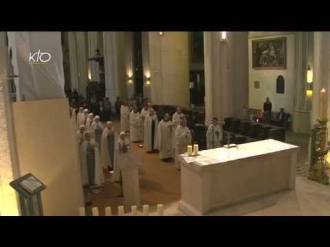 Vêpres et Eucharistie du 17 mai 2014