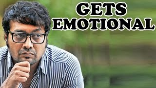 Anurag Kashyap Gets Emotional About Bombay Velvet  Bollywood News