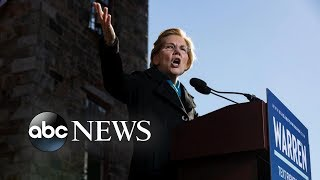 Elizabeth Warren Officially Declares Her 2020 Candidacy For President