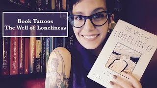 Book Tattoo | The Well Of Loneliness