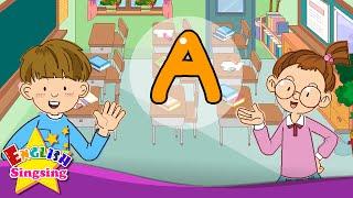 ABC Song 2 - Alphabet Song - bài hát tiếng Anh cho trẻ em