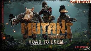 ????????Утро доброе!!! Всех рад видеть. Mutant Year Zero (начало)???????? Жду новых подписчиков!!!