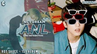 NCT DREAM (엔시티 드림) - 'ANL' | Line Distribution