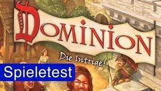 Dominion: Die Intrige! (Spiel) / Anleitung & Rezension / SpieLama