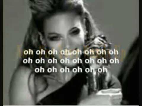 Beyonce - Single Ladies (put a ring on it) Lyrics