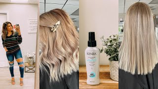 Day In The Life Of A Hair Stylist! | May 19, 2020