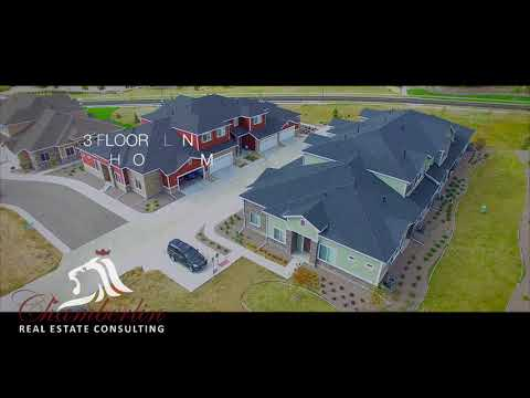 Luxury Townhomes At Pine Bluffs - Parker, Colorado