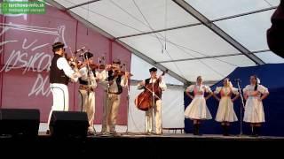 Terchovská muzika Pupov - Jánošíkove dni 2011