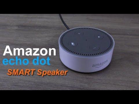 Amazon Echo Dot review - smart speaker, संगीत सुनना चाहते हैं, अलेक्शा से कहो