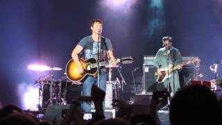 James Blunt - These Are The Words live (Moscow 2014)